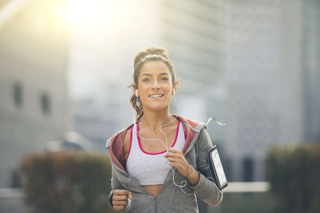 En ce qui concerne le sport, l'endurance est meilleure en musique. © s4svisuals, Fotolia