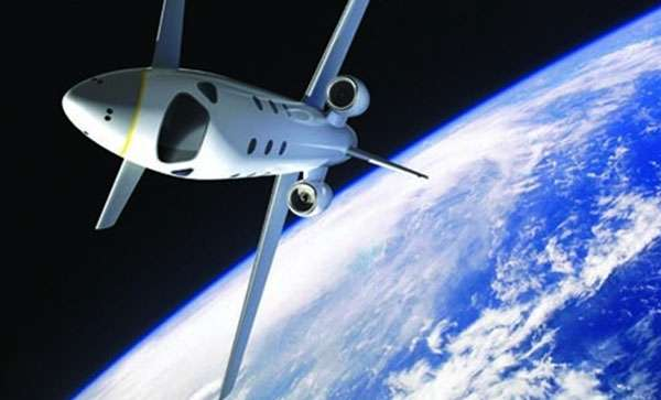 Le projet d'avion spatial d'EADS Astrium comprend la construction d'une vingtaine d'appareils. © EADS