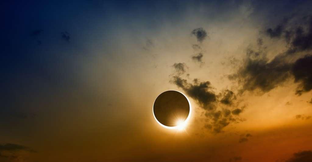 Une éclipse totale de Soleil est toujours un événement spectaculaire. © IgorZh, Adobe Stock