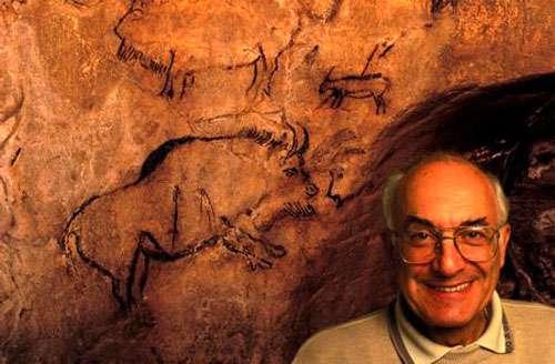 Jean Clottes et l'art préhistorique
