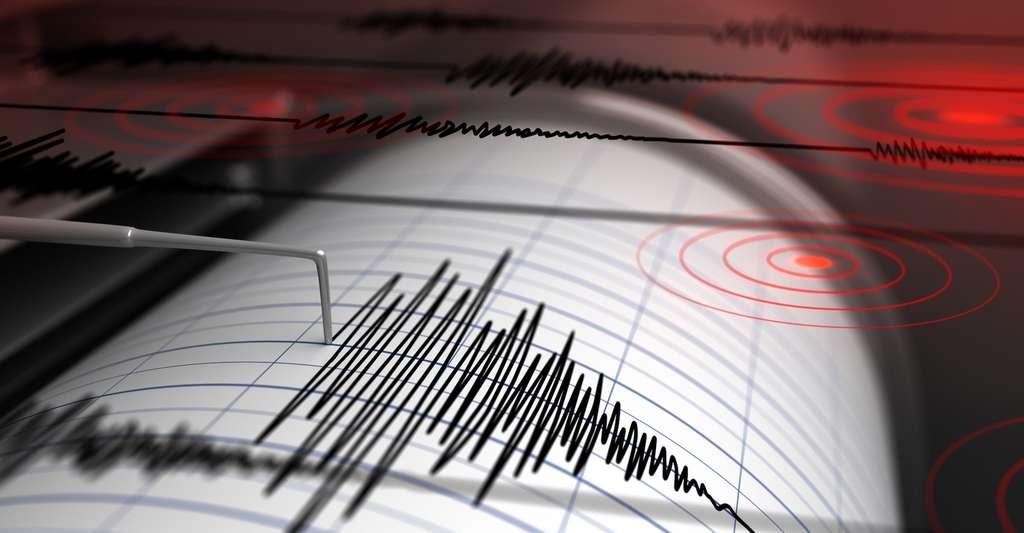 Les chercheurs du Los Alamos National Laboratory (États-Unis) ont observé que les séismes les moins profonds étaient plus souvent précédés de petites secousses. Tout comme les tremblements de terre qui surviennent dans des zones à flux de chaleur élevé, à proximité de volcans. © Petrovich12, Fotolia
