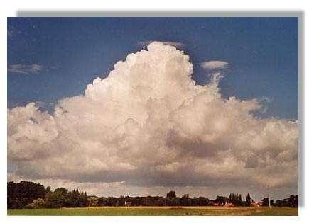 Cumulus - Copyright Philippe Talleu - tous droits réservés