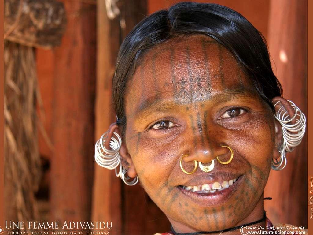 Femme Adivasidu