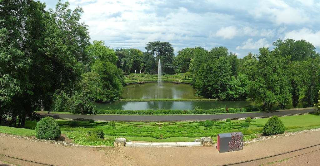 Parc floral de La Source (Orléans). © ManuD, Wikimedia commons, DP