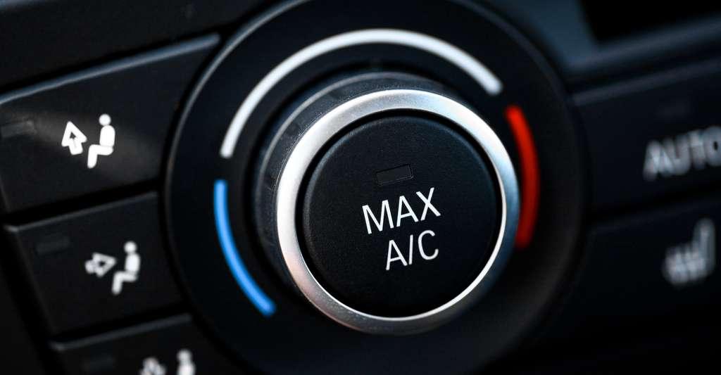 Des HFO, les R-1234yf, sont d'ores et déjà utilisés dans les systèmes de climatisation de nos voitures. © Alexandru Nika, Shutterstock
