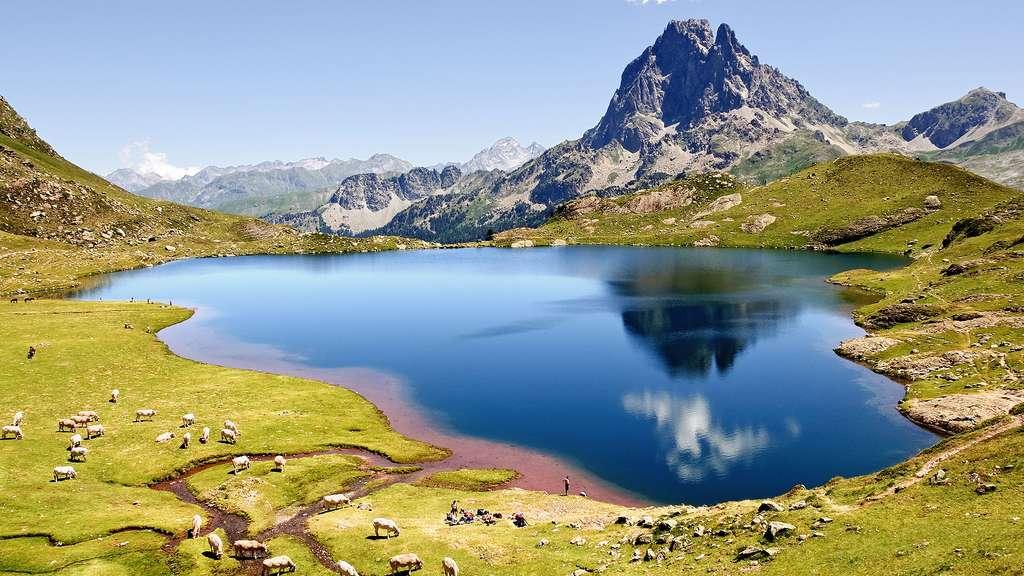 La nature sauvage du Parc national des Pyrénées