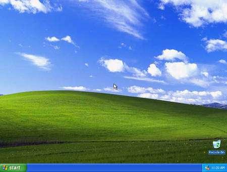 Windows XP, un système à la longévité record © Microsoft