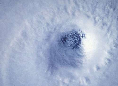 Cyclone. © Nasa