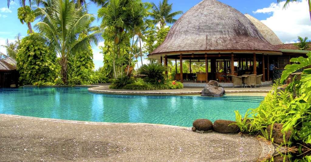 Quel est le coût d'une piscine écologique ? © Holgi, CCO