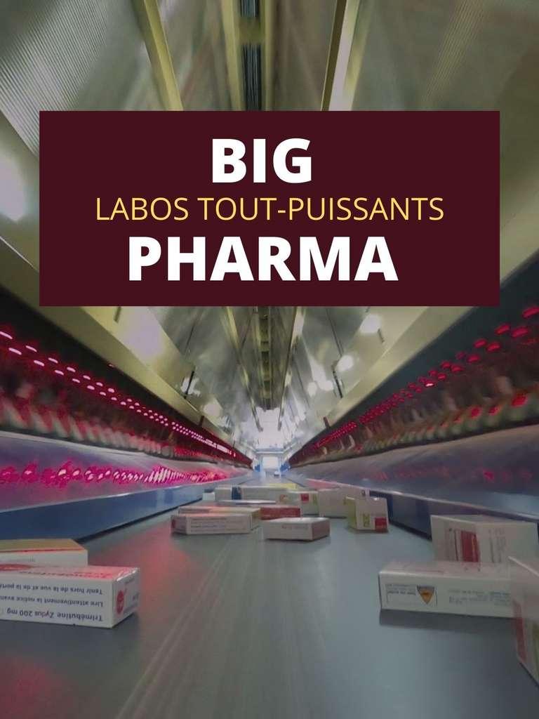 Big pharma, labos tout-puissants © Amazon