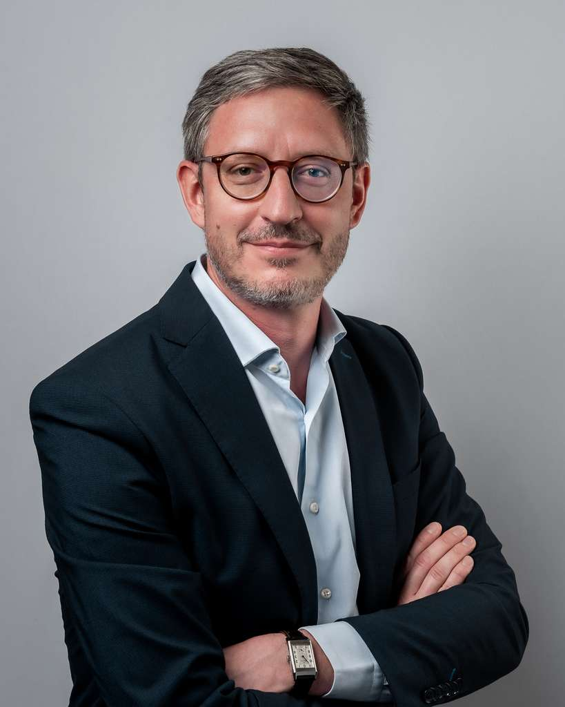 Guillaume Lesueur, directeur de EDF Pulse Ventures, décrypte les grandes lignes pour un objectif neutralité carbone. © Andrew McLeish, EDF