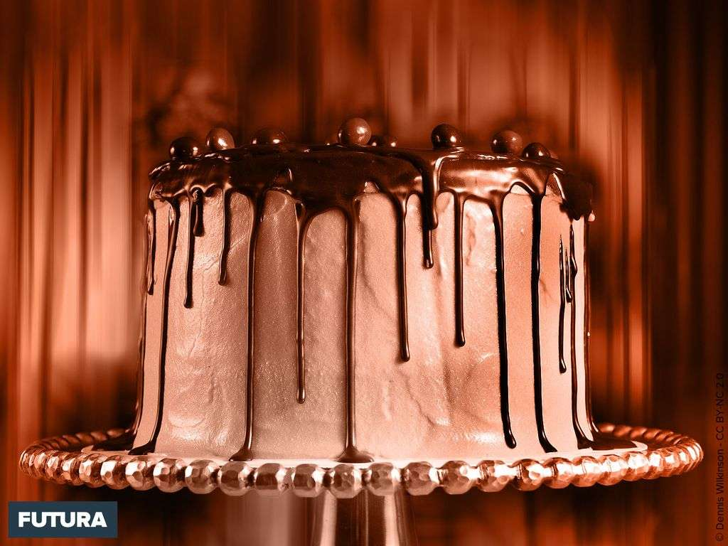 Fond D Ecran Gateau Surpreme Au Chocolat