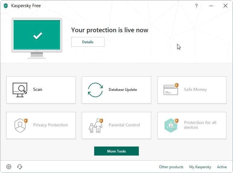 Kaspersky a eu la note maximale en protection, performance et facilité d'utilisation. © AO Kaspersky Lab. Tous droits réservés.