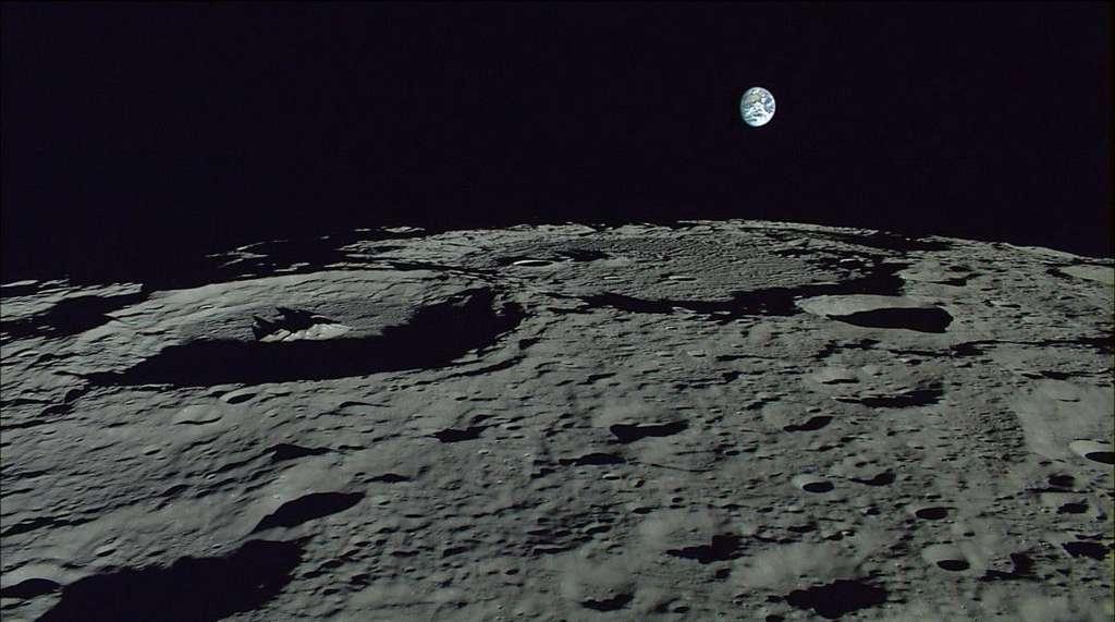 La Lune et l'observation de la Terre figurent au programme de la Nasa. © Jaxa, NHK