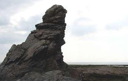 Rocher Ste Véronique, Vendée littorale