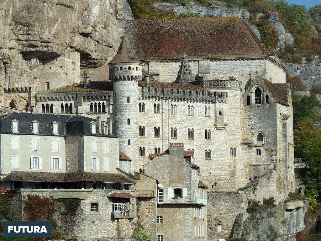 Rocamadour, cité médiévale du Lot