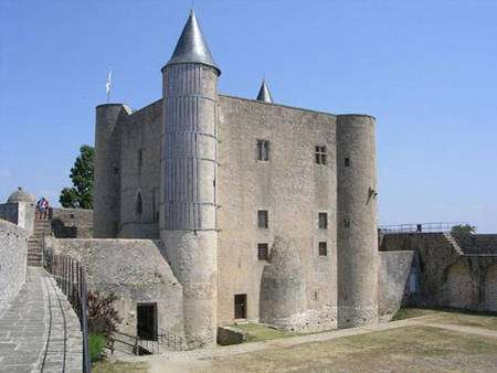 Château de Noirmoutier © Nomorsad Wikipedia