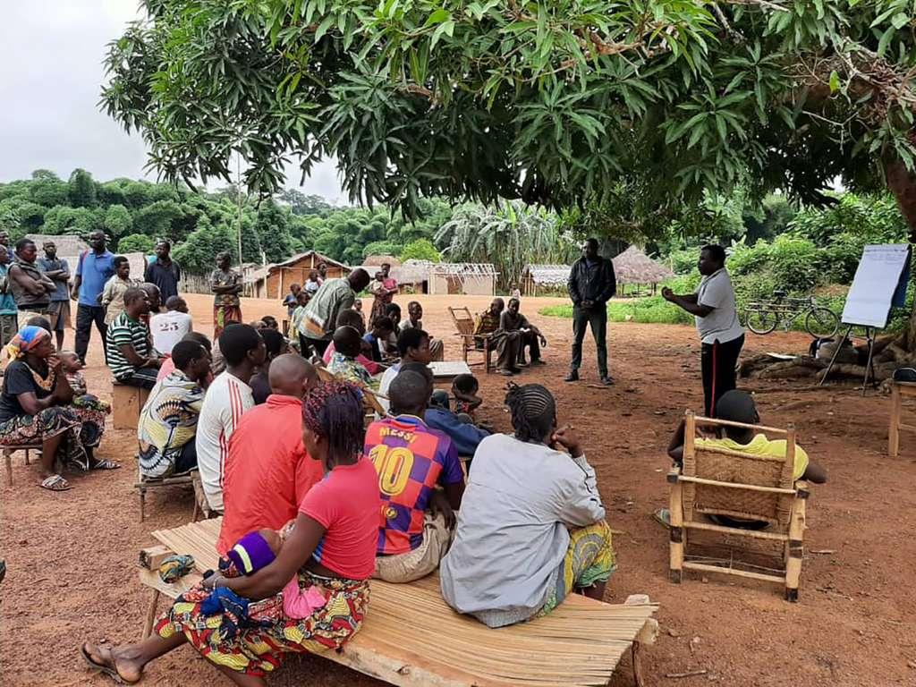 Focus group sur les activités génératrices de revenus. © AWF, tous droits réservés