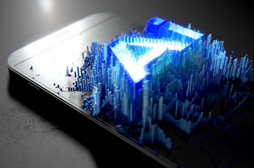 L'intelligence artificielle pourrait optimiser les batteries des smartphones. © alswart, Fotolia