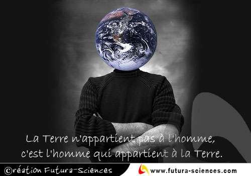 La Terre n'appartient pas à l'homme