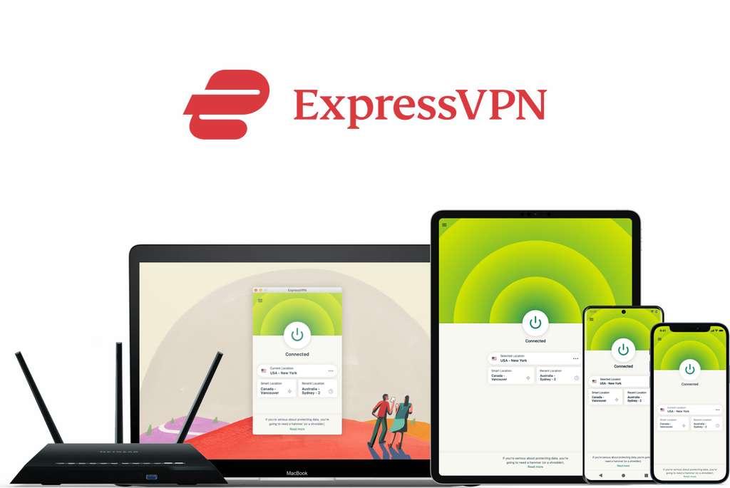 Avec ExpressVPN profitez de 49 % de réduction, soit 3 mois offerts ! © ExpressVPN