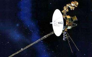 La sonde Voyager 1 a exploré le Système solaire. © Nasa