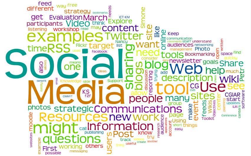 Tout média social repose sur une base essentielle : l'activité des internautes. © Choconancy1, Flickr CC by nc-sa 2.0