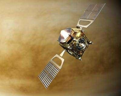 Venus Express tente de percer les mystères de l'atmosphère de Vénus