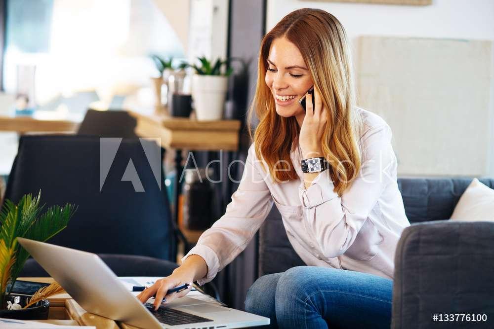 Avec le portage salarial, vous gagnez en sérénité. © djile, Adobe Stock