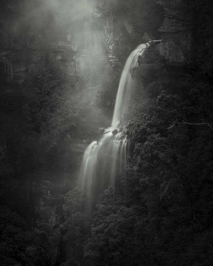Écho silencieux, parc national Morton, Nouvelle-Galles du Sud, Australie