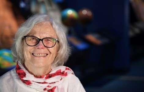 L'octogénaire Sue Finley, une matheuse au service de la Nasa. © Nasa/AFP