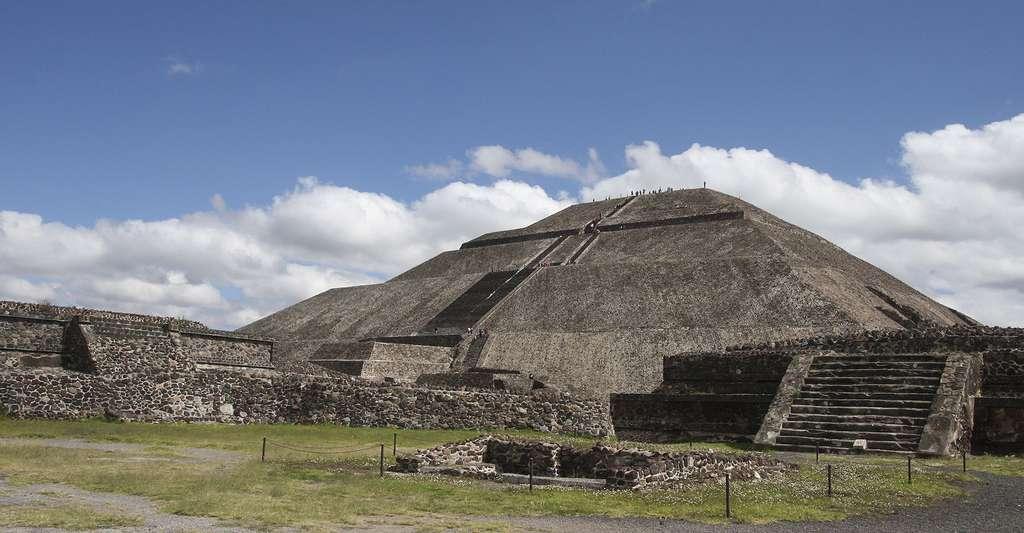 Pyramide de Teotihuacan. © Trym Asserson CC BY-NC 2.0