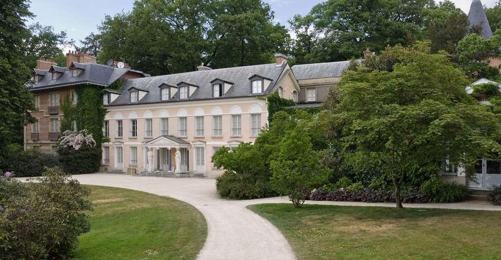 La maison de Chateaubriand dans le domaine de la Vallée-aux-Loups. © Myrabella, Wikimedia commons, CC by-sa 3.0