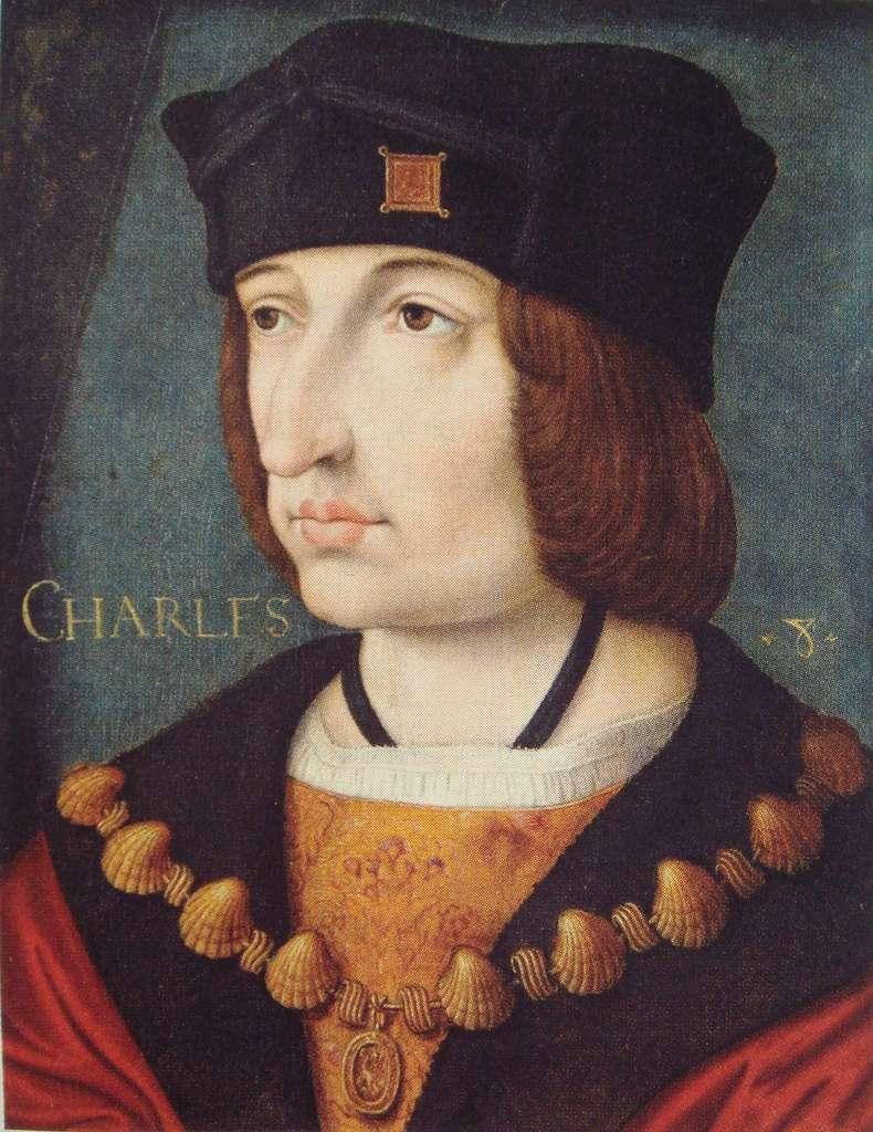 Portrait du roi de France Charles VIII, école française XVIe siècle. Musée Condé, Chantilly. © RMN-Grand Palais (domaine de Chantilly), René-Gabriel Ojéda
