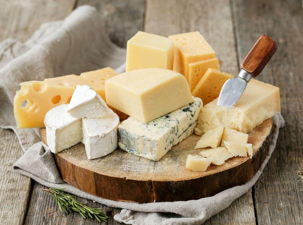 Les fromages sont riches en histamine et peuvent déclencher voire aggraver une crise d'urticaire. © Yeko Photo Studio, Fotolia
