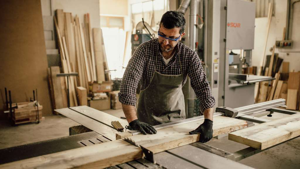 Les métiers de l'artisanat sont plébiscités par les cadres dans leur changement de vie professionnelle. © Liberato, Fotolia