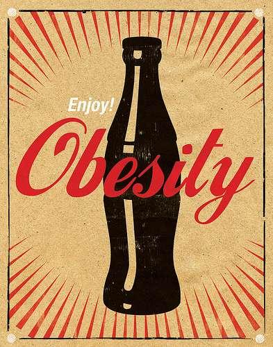 L'obésité est un problème de santé publique dans le monde entier. La consommation fréquente de sodas est une des causes de l'augmentation de cette pathologie. Pour se rafraîchir, mieux vaut se tourner vers le verre d'eau et consommer des boissons sucrées occasionnellement. © Pressbound, Flickr, cc by nc nd 2.0