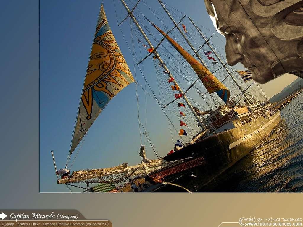 Armada - Capitan Miranda Uruguay