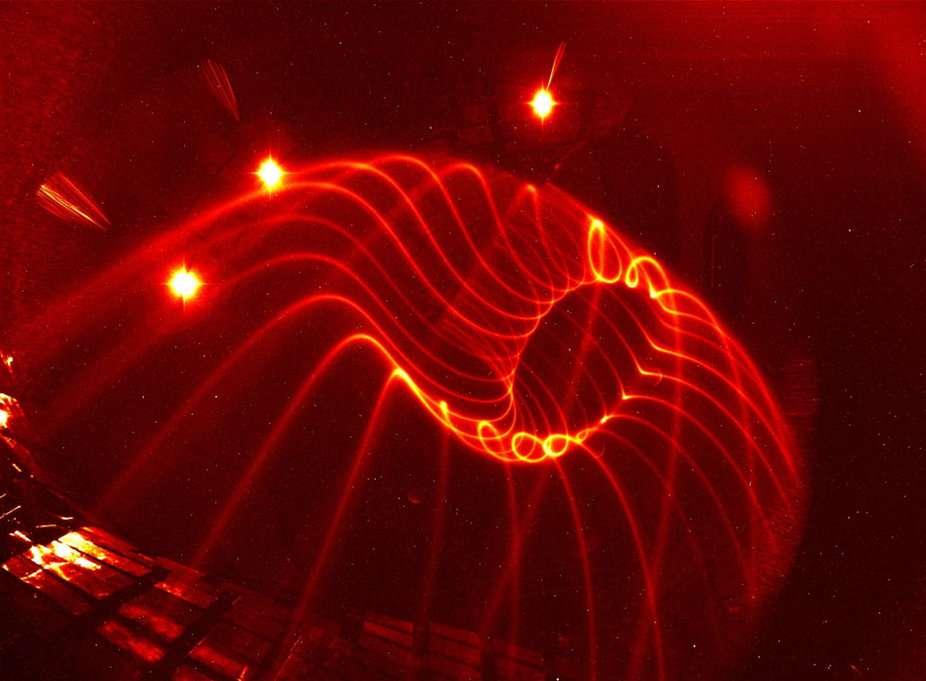 Des chercheurs sont parvenus à mesurer avec précision la géométrie du champ magnétique généré par le stellarator Wendelstein 7-X. © Princeton Plasma Physics Laboratory, Nature Communications
