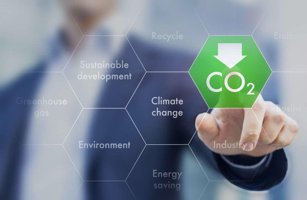 La même étude montre que le recours aux pompes à chaleur pourrait permettre, d'ici 2050, d'économiser l'émission de 0,8 gigatonne de CO2, l'équivalent des émissions actuelles de l'Allemagne. © NicoElNino, Adobe Stock