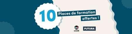 Vous souhaitez participer au changement ? Futura et Ulule offrent 10 places de formation pour permettre aux élus de concrétiser leur projet à impact.