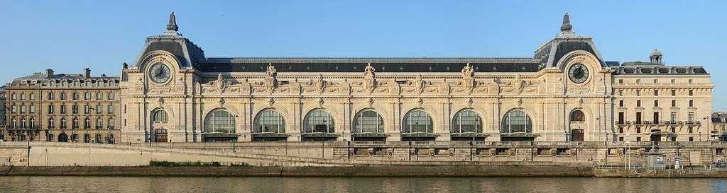 Façade du musée d'Orsay. © Sanchezn, Wikimedia Commons, CC by-sa 3.0