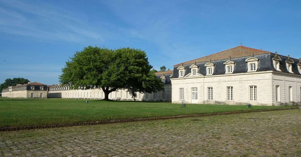 La Corderie royale de Rochefort, en Charente-Maritime (France). © Patrick Despoix, CC by-sa 4.0