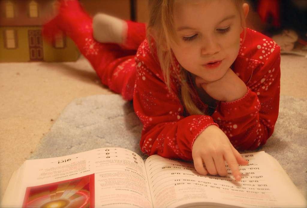 La dyslexie se manifeste en l'absence de tout déficit visuel, auditif ou intellectuel et malgré une scolarisation normale. © The Real Estreya, Flickr, cc by nc 2.0