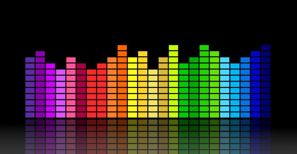 Fréquence audio. © OpenClipart-Vectors, DP