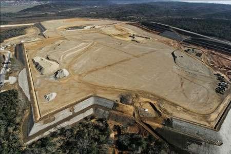 Illustration 15 - Vue aérienne du site Iter fin 2009 Source : wwwiter.org