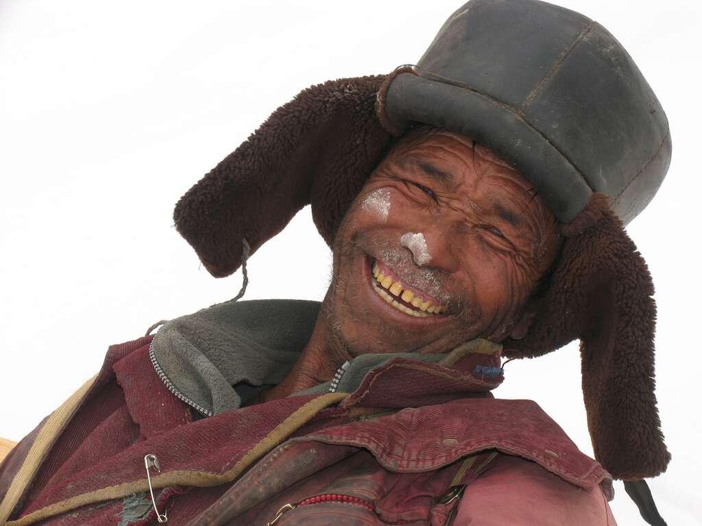 Namgyal, le rire toujours aux lèvres