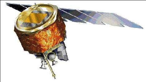 Vue d'artiste du satellite AIM (Crédits : CSA/HU)