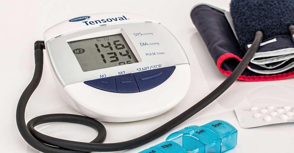 Tensiomètre. © Stevepb, Pixabay, DP