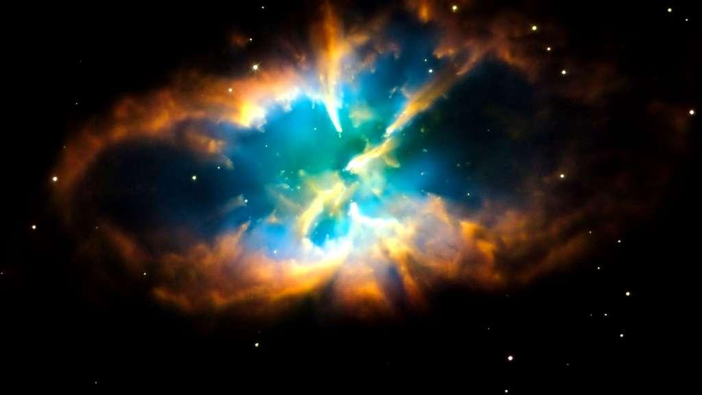La nébuleuse planétaire NGC 2818, la mort d'une étoile